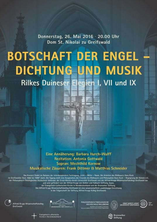 Botschaft der Engel - Dichtung und Musik
